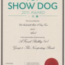 Borat's Top Dog Award 2011
