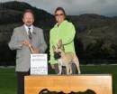Cheetah New Champion, Kamloops 2010