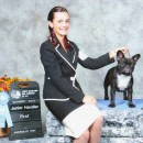 CH AmberBull Constance Bonacieux and Anastasia, First in Junior Handling