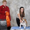 Anastasia and Kristy, Best Baby Puppy in Show