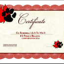 Tia Certificate